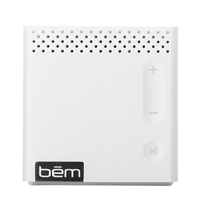 Bem Mobile Speaker Altavoz Bluetooth 2wx1 6horas Salida Aux Blanco  Hl2022a