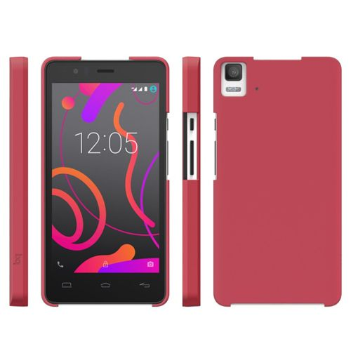 Ver Bq Funda Aquaris E5s Cherry Candy E000631