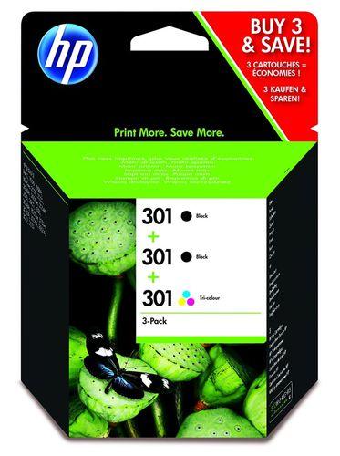 HP 301 TRES COLORES