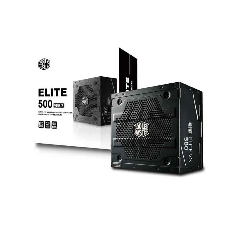Cooler Master Elite V3 500w Mpw 5001 Acabn1 Eu