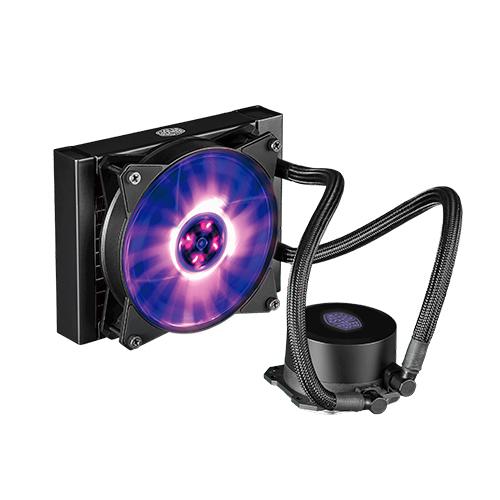 Ver COOLER MASTER REFRIGERACION LIQUIDA MASTERLIQUID ML120L V2 RGB
