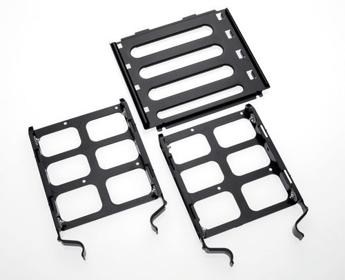 Ver CORSAIR ACCESORIO CAJA HDD upgrade kit 3x HDD trays secundary HDD cage parts CC 8930032