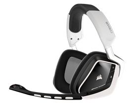 Ver CORSAIR Gaming VOID Wireless Dolby 7 1 RGB BLANCO