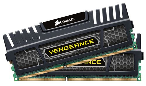Ver CORSAIR DDR3 16GB Vengeance Black Heatspreader