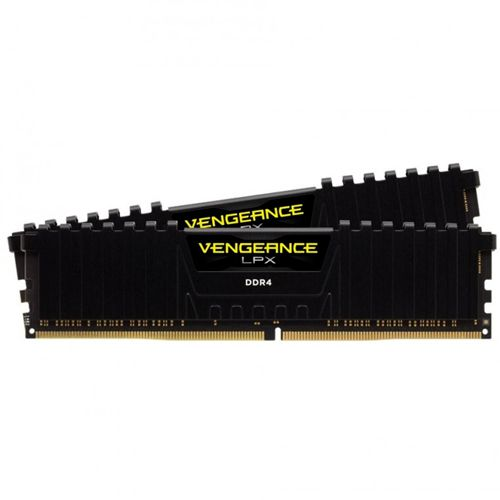 Ver CORSAIR DDR4 16GB 2x8GB Vengeance LPX Black