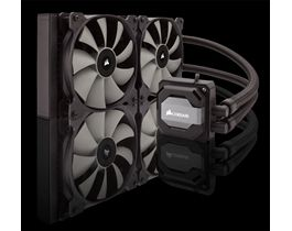 Ver CORSAIR VENTILADOR CPU CoolingT Hydro Series H110i Extreme Performance