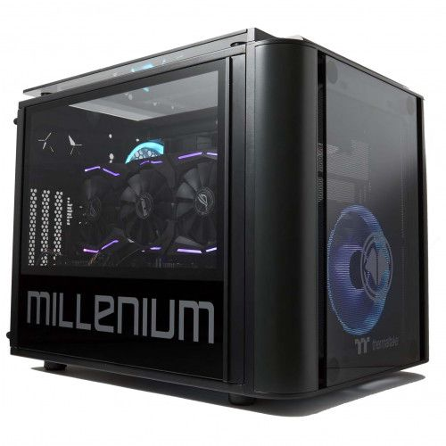 MILLENIUM GRAGAS AMD RYZEN 9 3900 16GB 480 Go SSD 2 To HDD RX 5700 XT WIN10