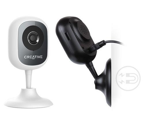 Creative Camara Ip Live Smart Hd Blanco