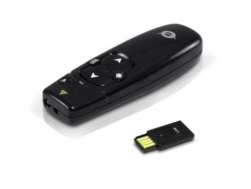 Conceptronic Wireless Presenter With Built In Laser Pointer  Cwlpresent