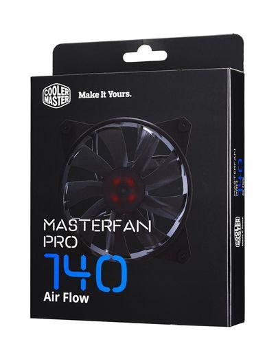 Cooler Master Masterfan Pro 140 Air Flow Carcasa Del Ordenador Ventilador