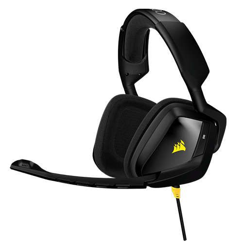 Ver Corsair VOID Stereo Negro Auriculares Gaming