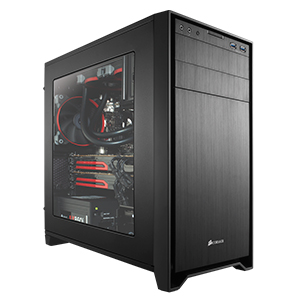 Ver Corsair Caja Obsidian Series 350D Windowed mATX