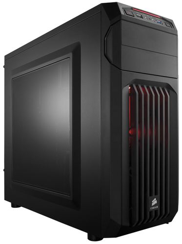 Ver Corsair Carbide SPEC 01 Roja