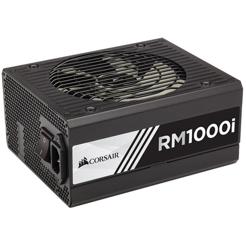 Ver Corsair Series RM1000i 80 GOLD Full Modular 1000W