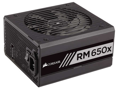 Ver Corsair Series RM650x 80 GOLD Full Modular 650W