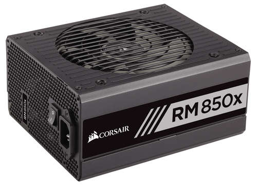 Ver Corsair Series RM850x 80 GOLD Full Modular 850W