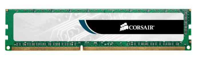 Ver Corsair Memoria DDR3 4GB PC 1333 CMV4GX3M1A1333C9
