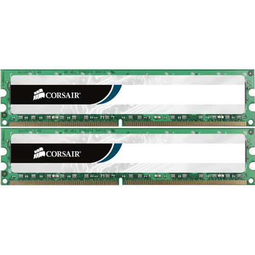 Ver Corsair Memoria DDR3 8GB PC 1333 CMV8GX3M2A1333C9