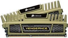 Ver Corsair Memoria DDR3 8GB PC 2133 Vengeance Red Heatspreader BlackPCB