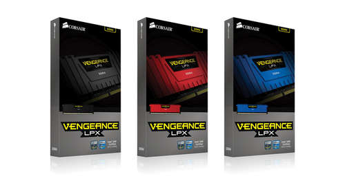Corsair Memoria Vengeance Lpx 8gb Ddr4 3000 Red