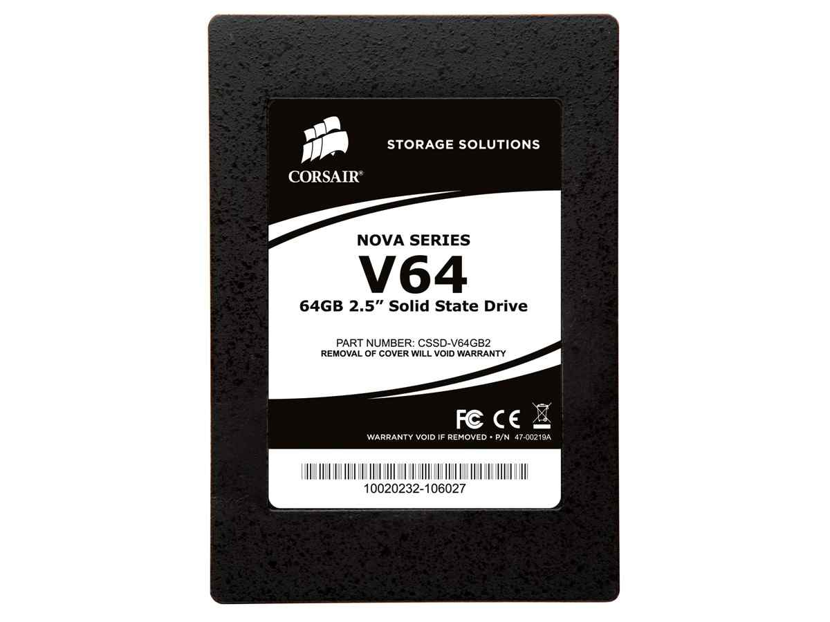 Corsair Ssd 25 64gb Serie Nova Bulk Refurbished