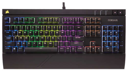 Ver Corsair Gaming STRAFE RGB Cherry MX Red
