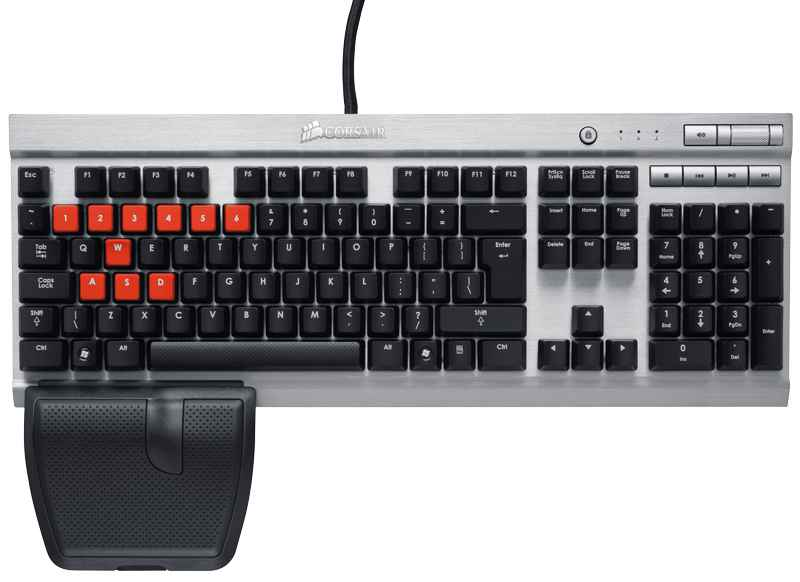 Corsair Teclado Vegeance K60 Performance  Fps Mechanical Gaming