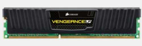 Ver Corsair Vengeance LP 8GB 1600MHz CL9 DDR3