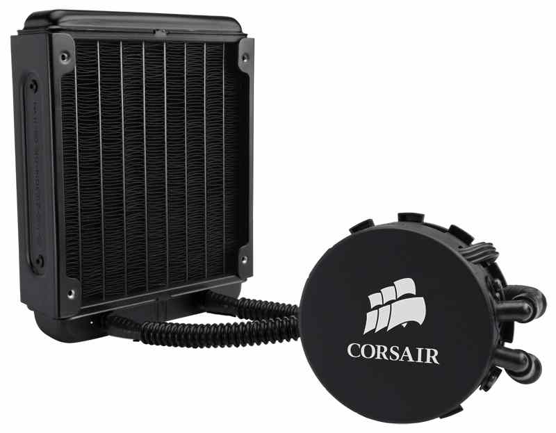 Corsair Ventilador Cpu Coolinghydro Sh70core High-performance