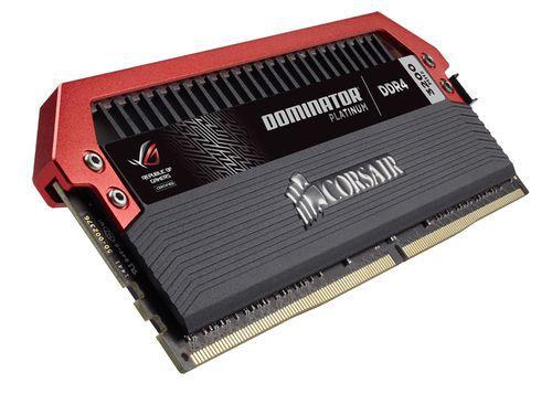Ver Corsair CMD16GX4M4B3200C16 ROG 16GB DDR4 3200MHz modulo de memoria