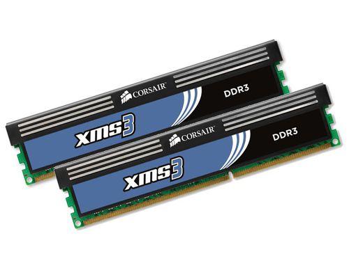 Ver Corsair CMX8GX3M2A1333C9 8GB DDR3 1333MHz modulo de memoria