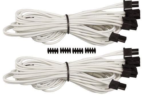 Ver Corsair CP 8920182 Interno 065m Negro Color blanco cable de transmision