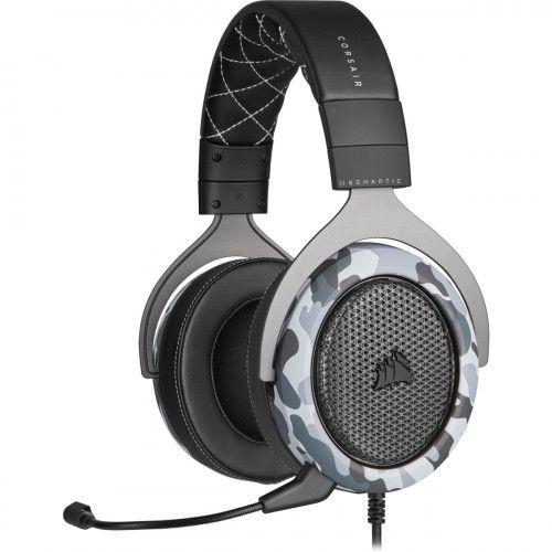 Corsair Hs60 Haptic Auriculares Diadema Camuflaje