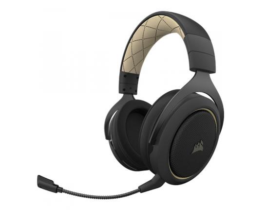 Corsair Hs70 Pro Wireless Negro Crema De Color