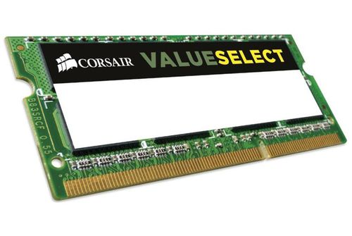 Ver Corsair ValueSelect 2GB DDR3L 1600 2GB DDR3L 1600MHz modulo de memoria