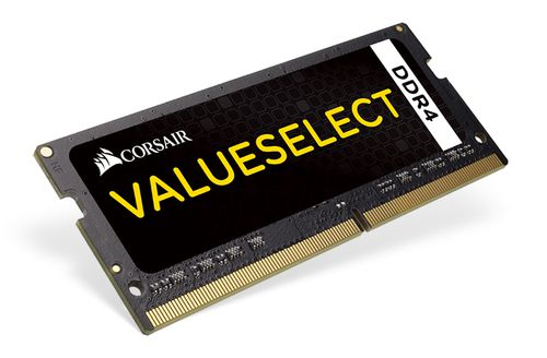Ver Corsair ValueSelect 8GB DDR4 2133MHz NEGRO