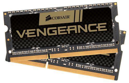 Ver Corsair Vengeance 8GB DDR3 1600MHz SODIMM 8GB DDR3 1600MHz modulo de memoria
