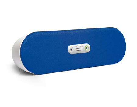 Creative Altavoz Wireless D80 Azul  51mf8130aa014