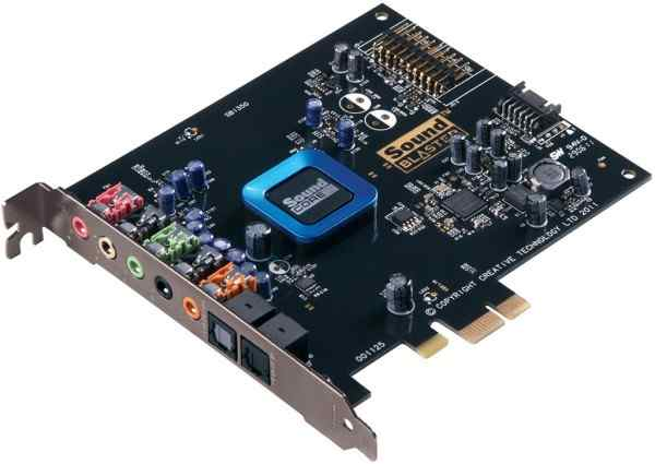 Creative Labs  Sound Blaster Recon3d Pcie