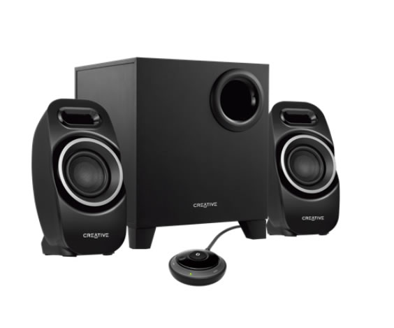 Ver Creative Labs Altavoces 21 Inalambrico T 3250