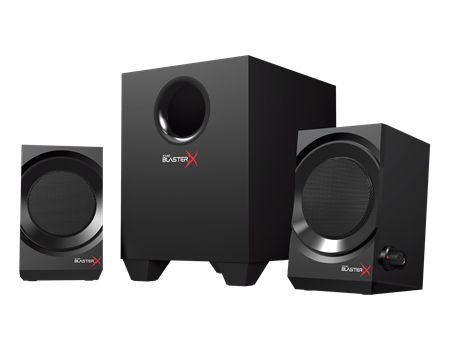 Creative Labs Sound BlasterX Kratos S3 46W Negro