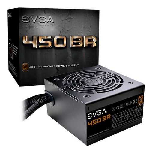 Ver EVGA 450 BR 450W