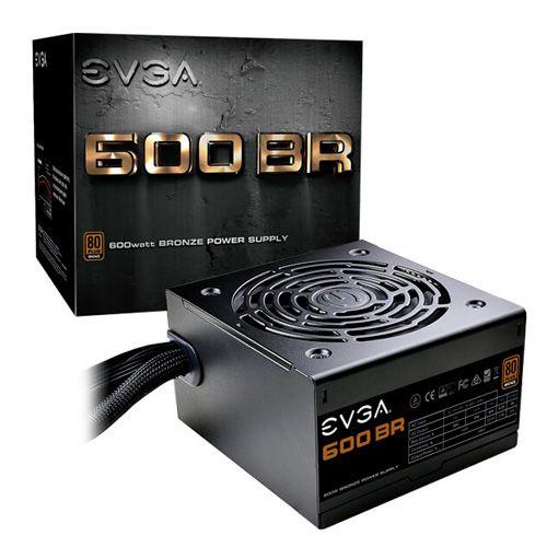 Ver EVGA 600 BR