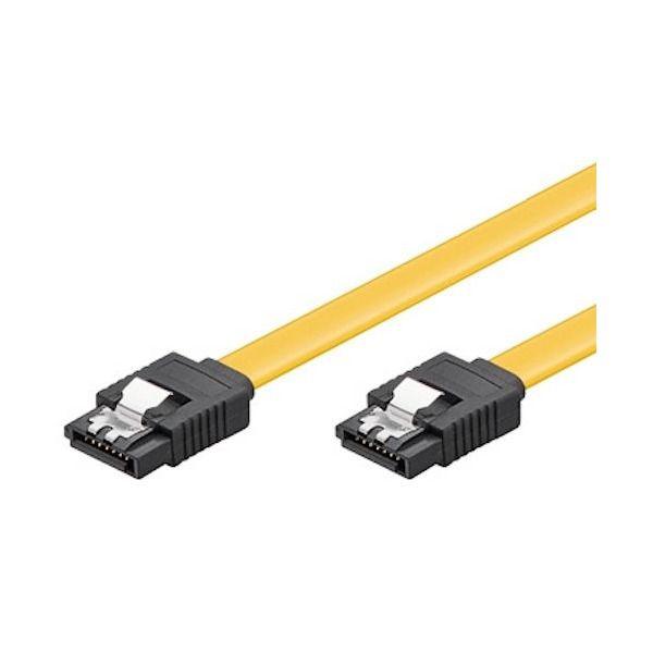 EWENT CABLE SATA L Type con Clip 0 3m