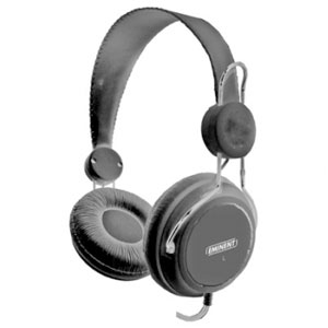Eminent Auriculares Profesional Negro Ewent  Ew3577