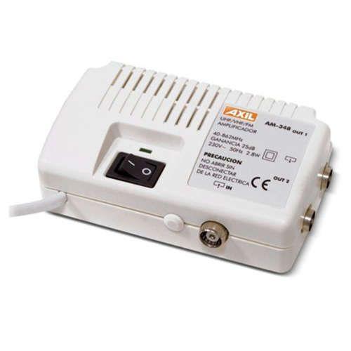 Engel Amplificador Interior 25db 2 Salidas Filtro LTE