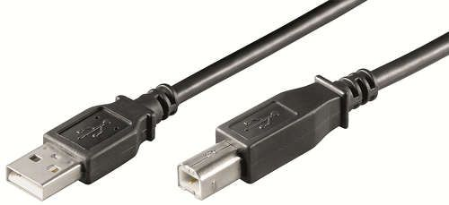 Ver Ewent Cable USB 20 Tipo A Macho a Tipo B Macho 3m