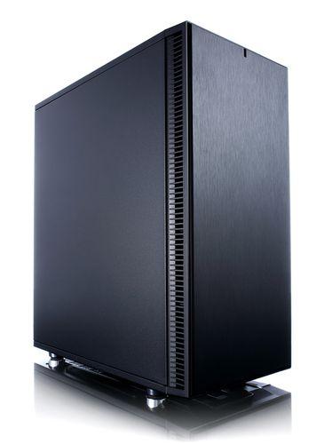 Ver FRACTAL DEFINE C BLACK ATX