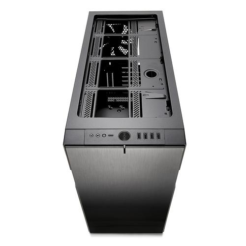 Fractal Caja Define R6 Grey Usb C Atx