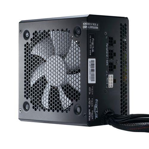 Ver FRACTAL INTEGRA M 550W 80 PLUS BRONCE